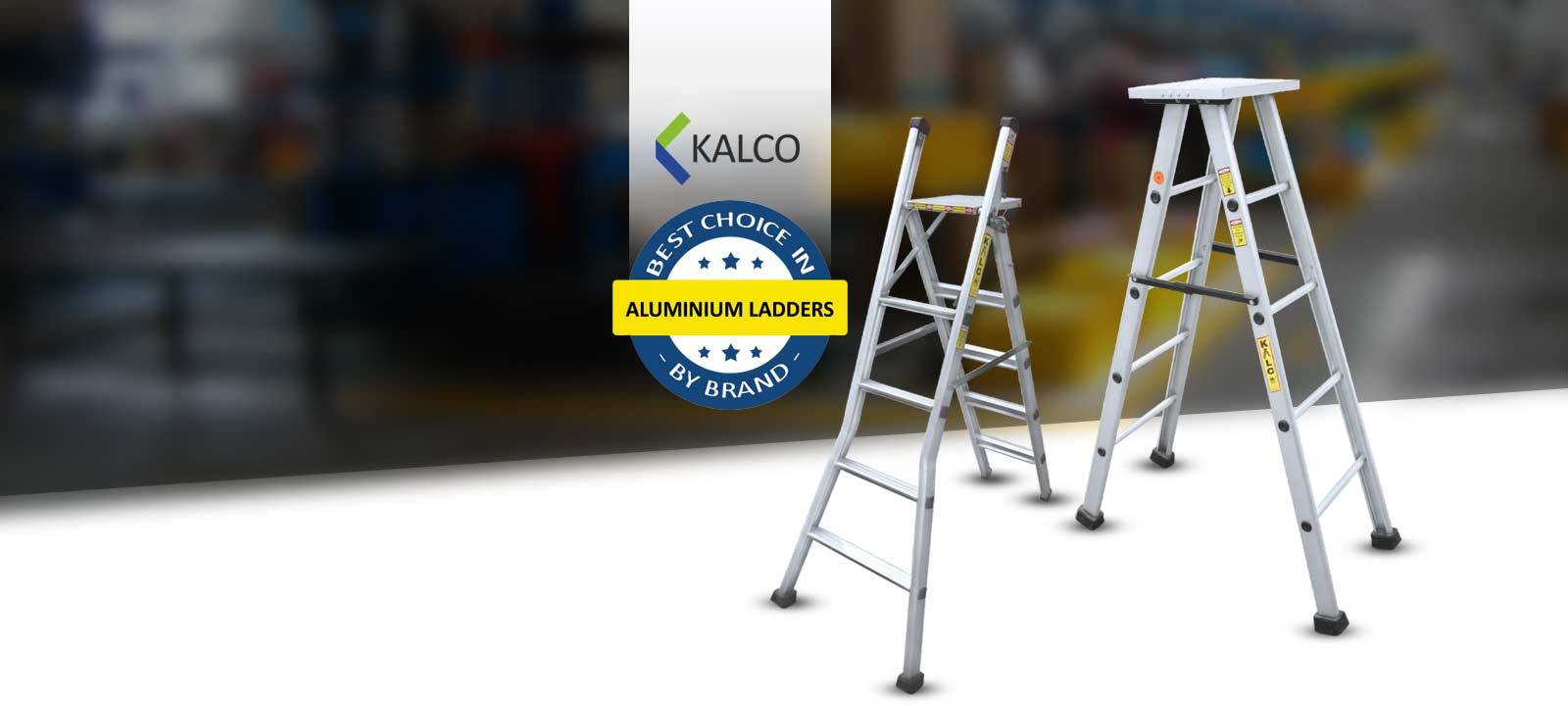 Kalco Alu-Systems - Kalco - Aluminium Doors & Windows, Ladders